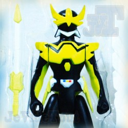 Wingman - Yellow - Figurine BANPRESTO Collection 1999 JAPAN - Club Dorothée AB TF1No Popy