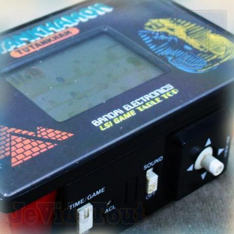 Bandai Electronics - TOUTANKHAMON - TABLE TOP LSI GAME 1983 -VINTAGE 80'S - Popy - Jeu Electronique Vintage