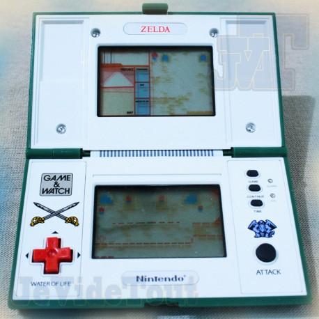 Game And Watch - Zelda - 1989 - Nintendo - Jeu Electronique Vintage 80'S