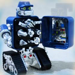 Ulysse 31 - Robot Mécanicien - COMPLET - Popy - SUPER ETAT !! Vintage - Rare - FR3