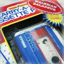 Baladeur Cassette - 1990 - Unimax - Retro RARE - NEUF en Boite - Walkman Vintage