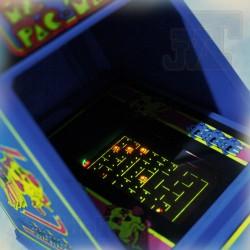 Miss PACMAN - COLECO MIDWAY'S - 1983 TABLETOP - RARE - Jeu Electronique Vintage 80'S