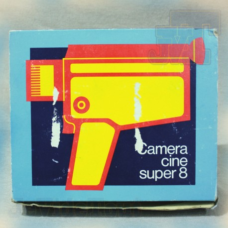 Caméra Ciné Super 8 - HALINA - NEUF BOITE FR - Vintage Retro