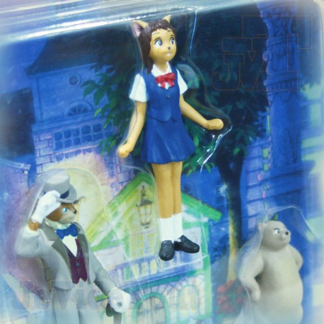 Le Royaume Des Chats - Coffret X3 GHIBLI MIYAZAKI Collection - Totoro - Chihiro