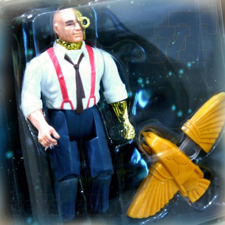 SilverHawks - Stargazer - 1986 - NEUF - Kenner - Figurine Vintage - BOXED SCLELLED - Club Dorothée