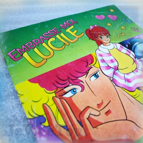 Embrasse moi Lucile - Album Panini Vintage 1988 - 134/240