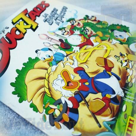 Duck Tales - Album Panini Vintage 1987 - 76/240 - Disney - Bande a Picsou