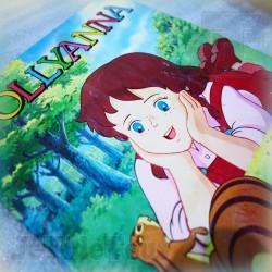 Pollyanna - Album Panini Vintage 1986 - 183/240 - La Cinq
