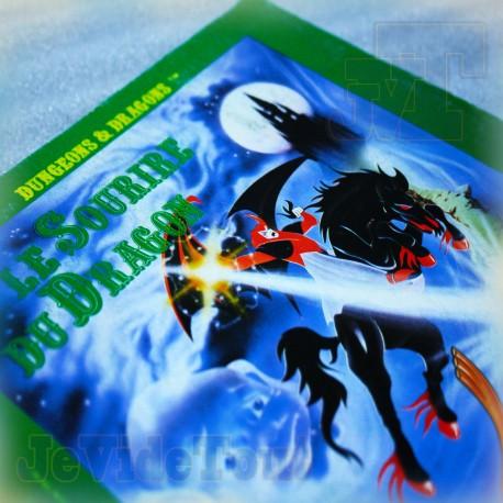 Le Sourire Du Dragon - Album No Panini Vintage 1987 - 267/300 - Junior It - TF1 Dorothée
