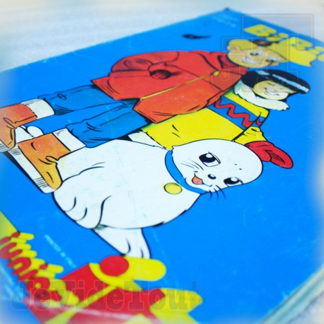 Bibifoc - Album Junior It - Vintage France 1987 - 186/300 No Panini - A2 Dorothée