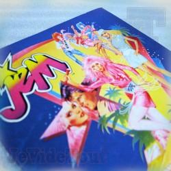 Jem et les Hologrames - Album Panini France Vintage 1987 - 160/243 - Dorothée