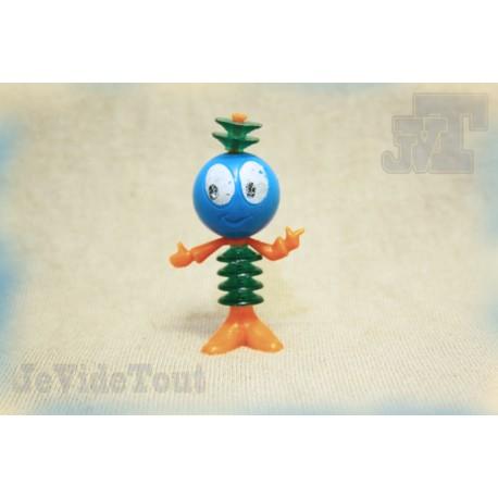 Zeltron - EDF - Figurine Vintage - Rare - Récré A2