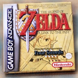 ZELDA Four Swords - Nintendo GameBoy Advance GBA - COMPLET en BOITE - Vintage RARE