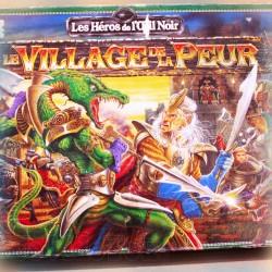 Le Village De La Peur - Les Héros de L'Oeil Noir - Jeu Schmidt - Vintage - WarHammer
