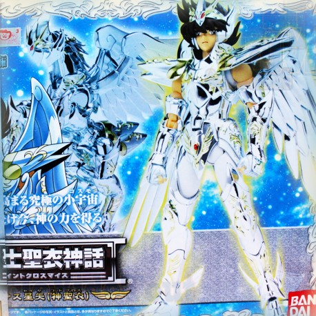 Chevaliers Du Zodiaque - GOD CLOTH - SEIYA PEGASE 2008 - BANDAI - Club Dorothée