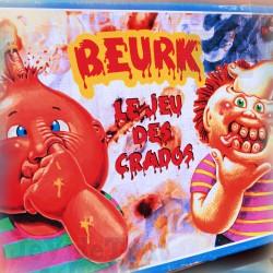 Beurk - Le jeu des CRADOS - 1989 - RARE - Jeu Société - Habourdin - Vintage