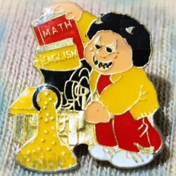 Crados - Frank Le Cancre - Pin's - Vintage - Rare - 90's - Garbage Kids