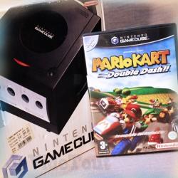 Console Nintendo GameCube - Mario Kart - 2 Manettes - COMPLET en BOITE - Vintage