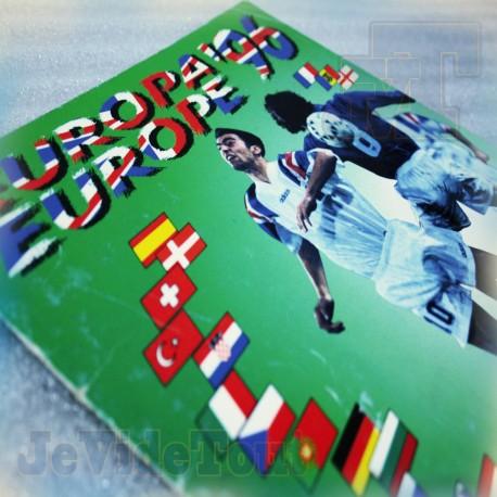Europe 96 - Album Panini France Vintage 1996 - 206/354 Football