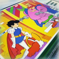 Princesse Saphir - Puzzle X126 - Orli Puzzle - 1976 - Prince Sapphir Tezuka Astro