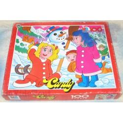 Candy - Puzzle X100 - MB - Club Dorothée - Croque-Matin - Récré A2