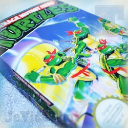 Teenage Mutant Héro Turtles - NES TMNT Version FR en BOITE - BOXED - Nintendo - Vintage