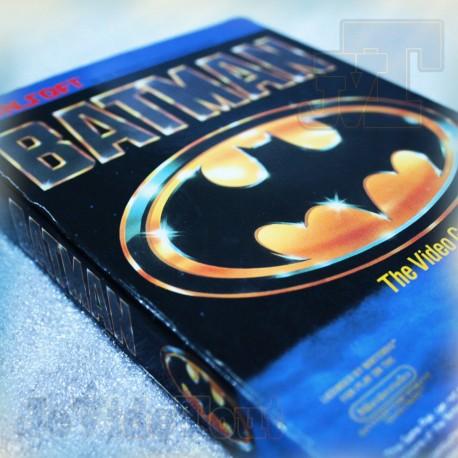 Batman - NES - COMPLET BOITE FR - Sunsoft - BOXED Nintendo Vintage