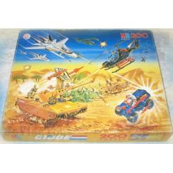 Gi-Joe - Puzzle X200 - Vintage - 1985 - MB - Club Dorothée