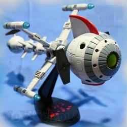 Capitaine Flam - Cyberlabe Comet 23,5CM - NEUF SCELLE - Metaltech 11- HL Pro - Die Cast - NO POPY Captain Future