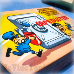 Game And Watch - Safe Buster - 1988 - EN BOITE - EXCELLENT ETAT - Nintendo Jeu Vintage 80'S