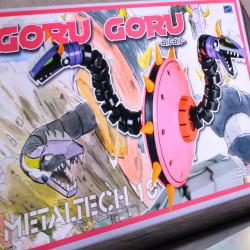 Goldorak - GURU GURU - Metaltech 10 + Afiiche Ed Limitée 300 Ex - NEUF SCELLE - HL Pro - Grendizer - NO POPY Club Dorothée