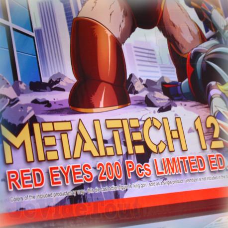Goldorak - KING GORI - MetalTech 12 - Ed Limitée 200 Ex - NEUF SCELLE - HL Pro - UFO Grendizer - NO POPY Club Dorothée