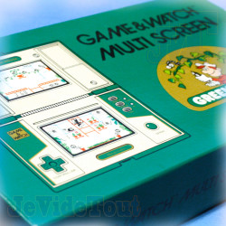 Game And Watch - Green House - 1982 - Nintendo - BOITE - NEUF - Jeu Electronique Vintage 80'S