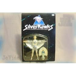 SilverHawks - Quicksilver - 1986 - NEUF - Kenner - Figurine Vintage - Récré A2 - Club Dorothée
