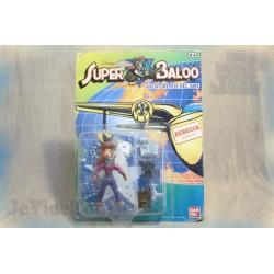 Super Baloo - Rebecca - NEUF - Disney - Bandai - Figurine Vintage - Club Dorothée