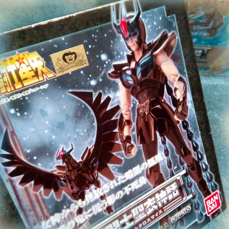 Chevaliers Du Zodiaque - BLACK PHOENIX - Myth CLOTH 2011 JAPAN BANDAI - Dorothée - Saint Seiya