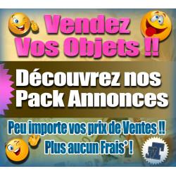 Vos Annonces Pour 1 AN !!