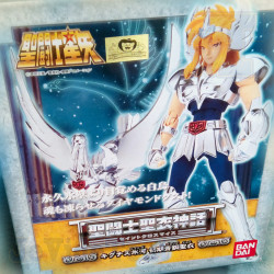 Chevaliers Du Zodiaque - Cygne - Myth Cloth V1 - 2010 BANDAI JAPAN - YOGA - Saint Seiya