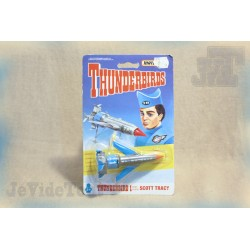 Thunderbirds - Scott Tracy - MatchBox - Vol 1 - Figurine Vintage - Rare