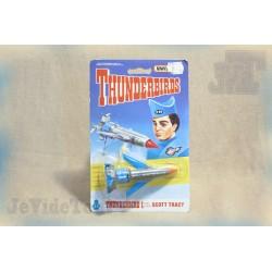 Thunderbirds - Scott Tracy - MatchBox - Vol 1 - Figurine Vintage - Rare