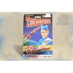 Thunderbirds - Alan Tracy - MatchBox - Vol 3 - Figurine Vintage - Rare