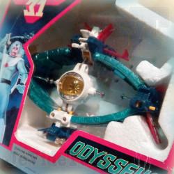 Ulysse 31 - Odysséus - Popy 1981 COMPLET BOITE - SUPER ETAT !! Vintage Rare FR3 DIC