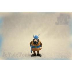 Vic Le Viking - Halvar - Figurine Vintage - Rare - Croque Vacances - Wikie