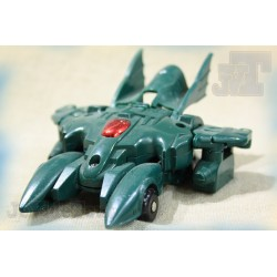 Super Go-Bots - Vamp - Bandai - Tonka - 1985 - Rare - Vintage - Club Dorothée