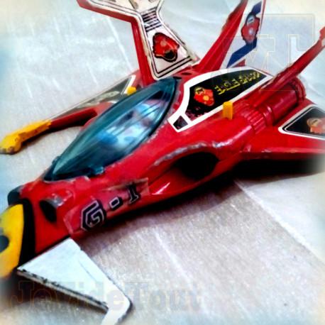 Bataille Des Planetes - Eagle Sharp - Popy - 1980 - TF1 - Vintage - Rare - Gatchaman