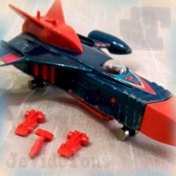 Bataille Des Planetes - God Phoenix G5 - Popy - 1980 - TF1 - Vintage - Rare - Gatchaman