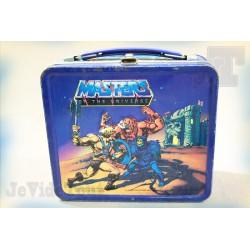 Les Maitres de L'univers - LUNCHBOX 1983 - Aladdin - MOTU - Musclor - Mattel - 1980 - Rare - Vintage - Club Dorothée