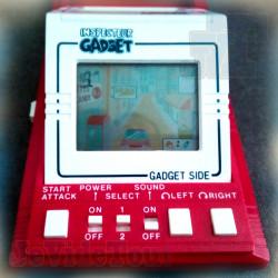 Inspecteur Gadget - Jeu Electronique - 1983 - DIC FR3 Vintage - BANDAI