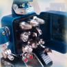 Ulysse 31 - Robot Mécanicien - Popy - SUPER ETAT !! Vintage - Rare - FR3