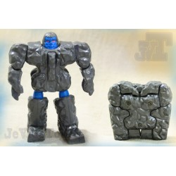 Rock Lords - Granite - Bandai - Tonka - 1986 - Rare - Vintage - Gobots